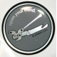 "smart car Badge / Decal - ""Open your mind"" smartware"
