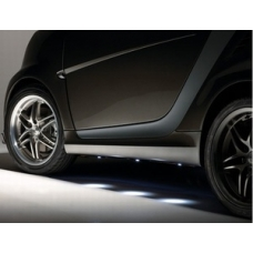 smart car BRABUS Light Package (Puddle Lights)