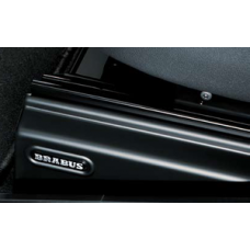 smart car BRABUS Seat Frame Covers (set of 2)