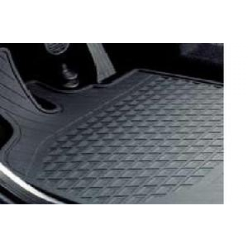 Smart Car Floor Mats 2 All Weather Rubber Mats