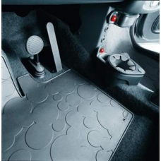 smart car Floor Mats (All Weather) - 450 model