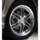 "smart car BRABUS ""Monoblock VII"" 16/17"" Wheels (set of 4)"