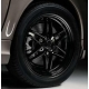 "smart car BRABUS ""Monoblock VII"" 15"" Wheels - Gloss Black Finish (set of 4)"