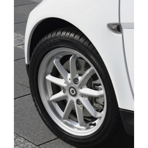 Smart Car Wheel And Tire