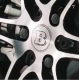 smart car BRABUS Wheel Bolt Covers - set of 12